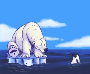 orso-polare-triste